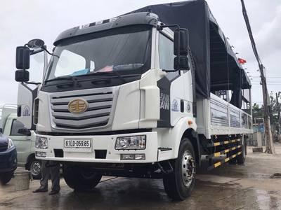 Xe tải Faw 8 tấn thùng 10m vay rất tốt hàng nhập hiếm 0