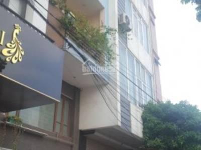 Cho thuê nhà ngõ 187 Trung Kính đôi, ô tô đỗ cửa, diện tích 60m2 x 5,5 tầng, thang máy 0