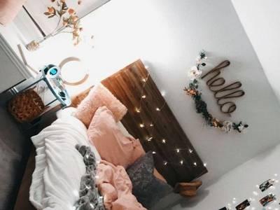 Thiết kế và thi công nội thất phòng ngủ Âu Mỹ 4
