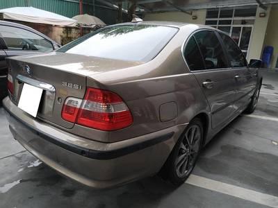 Gia đình cần bán xe Bmw 325i, sản xuất 2006, số tự động, màu vàng cát, 5