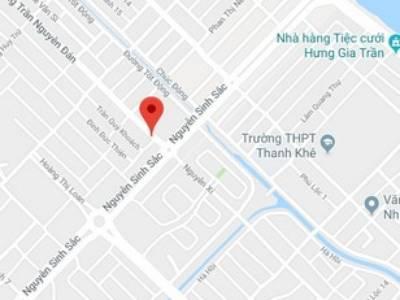 Cho thuê 2 lô đất phường Hòa Minh, quận Liên Chiểu 1