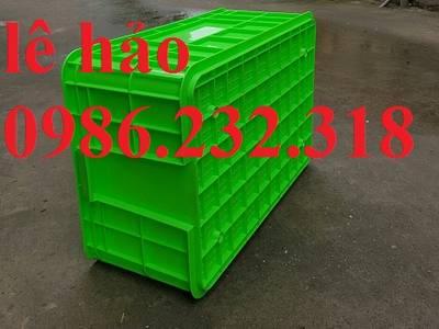 Thùng nhựa giá rẻ, sóng nhựa rỗng, thùng nhựa hs019, thùng nhựa công nghiệp 1