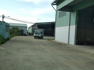 Cần cho thuê kho xưởng đường Bạch Đằng, P.2, Tân Bình, diện tích 9.950m2, giá tốt khu vực 1