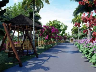 Chỉ từ 20 triệu đặt cọc giữ chổ sở hữu ngay 250m đất nền resort Hoa Lan Rierside Resort   Spa 1
