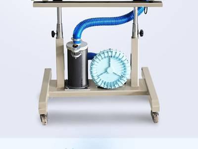Máy hàn miệng túi thổi khí liên tục DBF1000A 2
