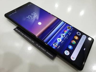 Sony Xperia 1 J9110 dual 2 sim 6GB/128GB black Snapdragon 855 hàng quốc tế like new bán hay đổi 1