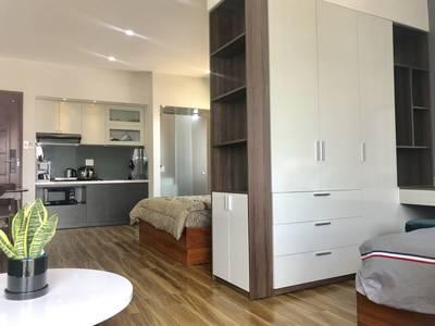 Cho thuê căn hộ Studio gia đình 50m2. Đầy đủ nội thất. 7