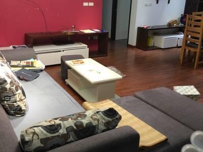 Cho thuê căn hộ chung cư Golden Land 275 Nguyễn Trãi diện tích 120m2, 3PN, đủ đồ đẹp, quý khách chỉ 1
