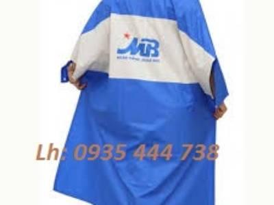 Các loại áo mưa in logo làm quà tặng tại Quảng Nam 1