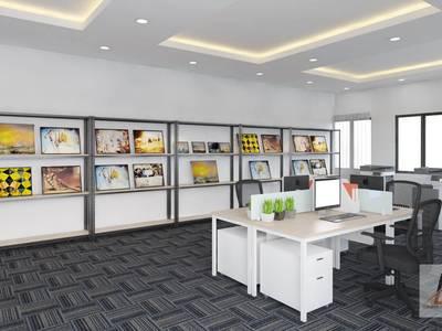 Thiết kế thi công nội thất văn phòng tại đà nẵng - đẹp khác biệt 1
