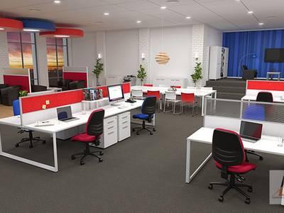 Thiết kế thi công nội thất văn phòng tại đà nẵng - đẹp khác biệt 3