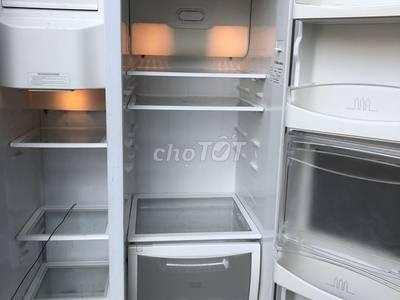 Tủ lạnh elextroluc 604 lít 0