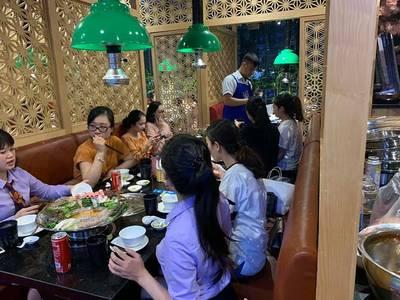Sang Nhượng Nhà Hàng Lẩu Nướng Hải Sản Cao Cấp Kỳ Ngư 349 Vũ Tông Phan 4