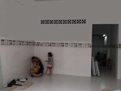 Cho thuê nhà mới xây 1 trệt 1 gác lửng DT 54m đường kinh Dương Vương P.An Lạc Q. Bình Tân 3