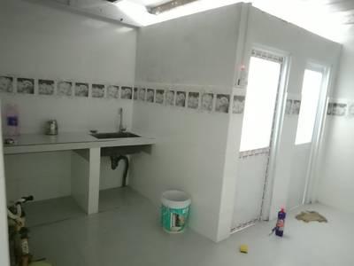 Cho thuê nhà mới xây 1 trệt 1 gác lửng DT 54m đường kinh Dương Vương P.An Lạc Q. Bình Tân 6