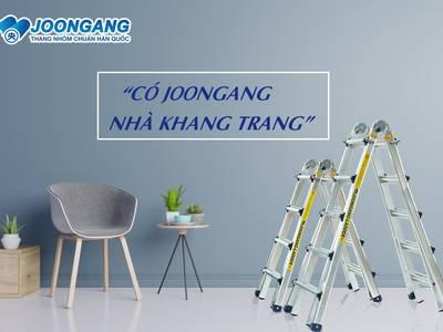 Thang nhôm Joongang Hàn quốc đồng hành cùng thị trường thang nhôm Việt nam 12