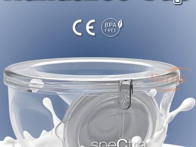 Bộ cup hút sữa rảnh tay Spectra 0