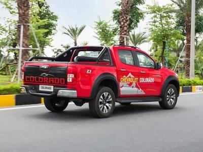 Xe Bán Tải Chevrolet Colorado AT, số tự động, 2.5L, đời 2019, nhập khẩu 3