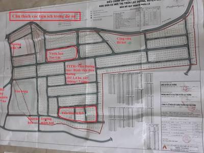 Top 1 Lô đẹp nhất khu dự án LangBiang Town 8