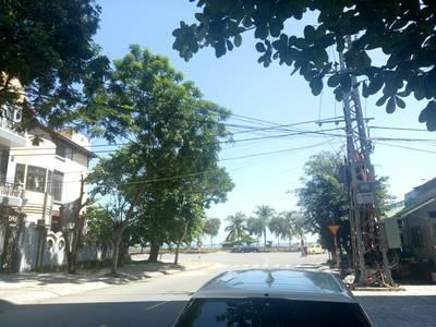 Nhà cho thuê dài hạn, 2 mặt tiền Hồ Quý Ly gần biển Nguyễn Tất Thành 0