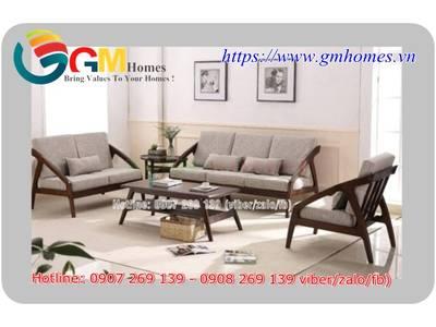 Sofa phòng khách đẹp   sofa phòng khách cao cấp giá tại xưởng sản xuất GMHOMES 16
