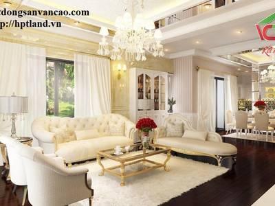 Cho thuê cả căn Biệt Thự Liền kề 23-05 Paris - Vinhome Imperria - Hải Phòng 6