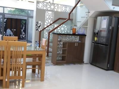 Cho thuê nhà mặt tiền nguyên căn mới xây tại 213 Thế Lữ   Sơn Trà. 4