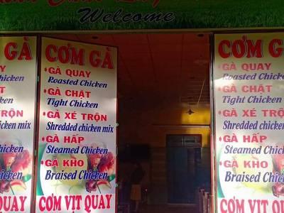 Sang gấp quán cơm gà tại đường Lê Quang Đạo, Quận Ngũ Hành Sơn 2