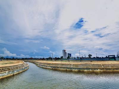 Đặt chỗ đất nền ven sông cổ cò cạnh Cocobay 3