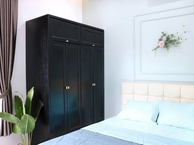 Sắp ra mắt căn hộ cho thuê dài hạn full nội thất tại trung tâm thành phố, giá cực mềm 1