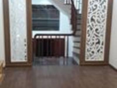 Kim Giang nhà mới cực đẹp, nội thất châu âu, ngõ rộng dt 42mx4 tầng nhỉnh 3 tỷ 4