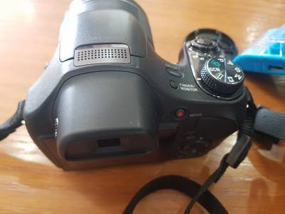 Sony h400 siêu zoom 63x, 20.1 mp, ít dùng còn mới
