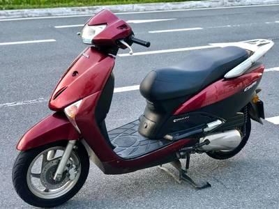 Bán Honda SCR Fi xe nhập  Màu đỏ Mận  .Giá 8tr5 3