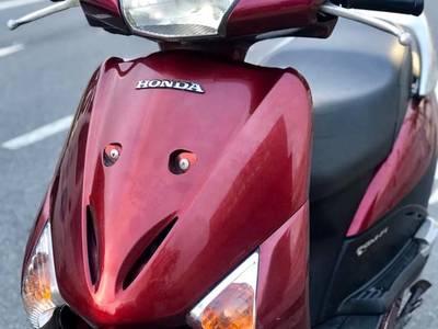 Bán Honda SCR Fi xe nhập  Màu đỏ Mận  .Giá 8tr5 5