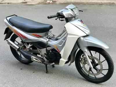 Bán Suzuki Xipo 120 Màu xám.Biển số 75. Giá 19tr8 0