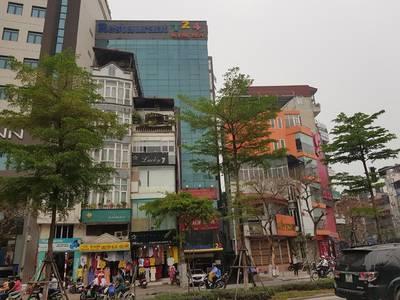 Bán nhà phố Phạm Văn Đồng diện tích 50m2 xây 5 tầng, gara ô tô, văn phòng. 0