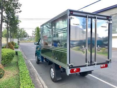 Bán xe THACO TOWNER 990 thùng dài 2.5m miễn phí 100 Phí Trước Bạ hỗ trợ trả góp 70 1