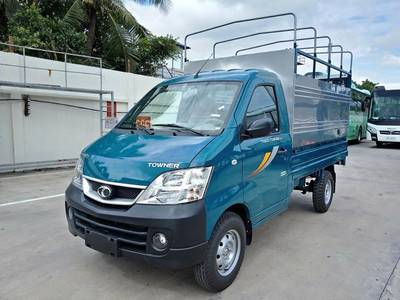 Bán xe THACO TOWNER 990 thùng dài 2.5m miễn phí 100 Phí Trước Bạ hỗ trợ trả góp 70 2