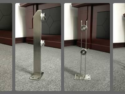 Phân phối kính xây dựng, phụ kiện kính, cabin tắm, bản lề sàn, chân trụ, tay nắm cửa 2