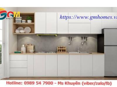 Xưởng tủ bếp gỗ công nghiệp hiện đại. Báo giá tủ bếp năm 2019 3
