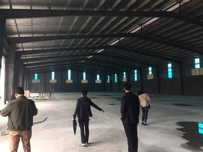 Cho thuê kho xưởng DT 1000m2, 2700m2 KCN Tân Quang, Văn Lâm, Hưng Yên 0