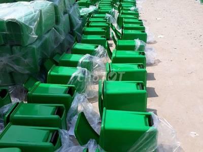 Thùng rác đạp chân, thùng rác y tế tại Hà Nội 0