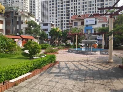 Biệt thự TT4 Thành Phố Giao Lưu, View vườn hoa, hướng Nam 0