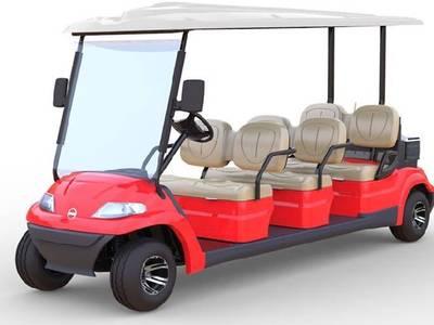Xe điện du lịch cao cấp LVTONG 6 chỗ A627 0