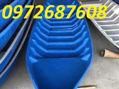 Thuyền câu cá, thuyền ba lá, thuyền tam bản, thuyền com posite giá rẻ 5