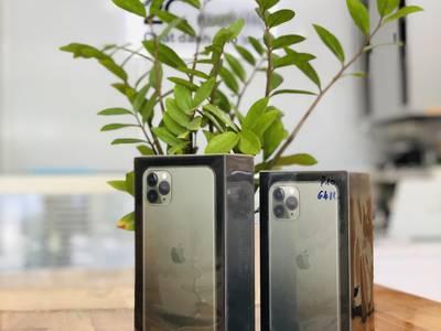 IPhone 11 Pro Max Lock New Seal Fullbox 2C Mobile 1