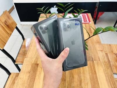 IPhone 11 Pro Max Lock New Seal Fullbox 2C Mobile 4