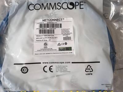 Annam phân phối dây nhảy Patch Cord Cat6 10 feet CommScope 3M mã 1-1859247-0 luôn sẵn hàng 1