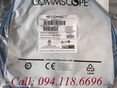 Annam phân phối dây nhảy Patch Cord Cat6 10 feet CommScope 3M mã 1-1859247-0 luôn sẵn hàng 2
