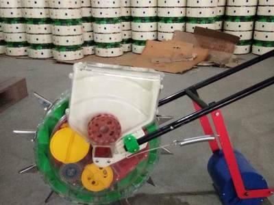 Máy trỉa đậu phộng đa năng, máy trỉa đậu phộng giá rẻ 2
